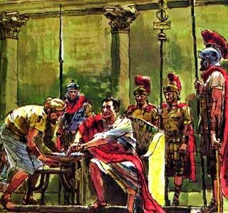 Juez y proceso romano
