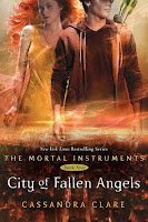 City of Fallen Angels (The Mortal Instruments #4) by Cassandra Clare