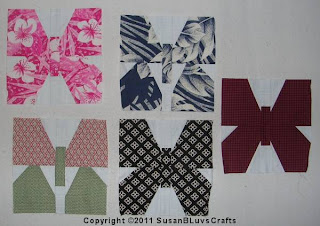 butterfly quilt blocks