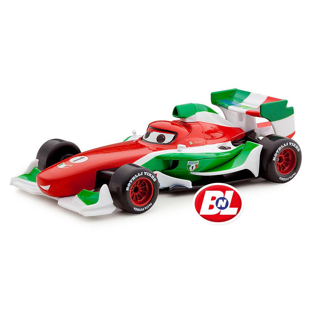 WELCOME ON BUY N LARGE: Cars 2: Francesco Bernoulli