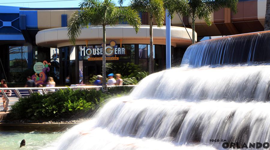 Mouse Gear, EPCOT, Walt Disney World, Orlando