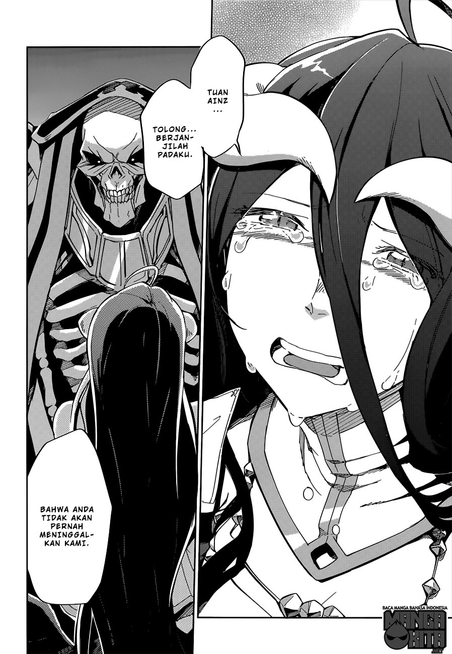 Manga Overlord chapter 12 Bahasa Indonesia