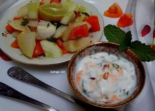 Herbal Garlicky Mayonnaise dip