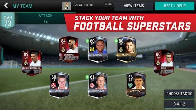 FIFA Mobile Soccer Full Apk Gratis Terbaru - Akozo.Net