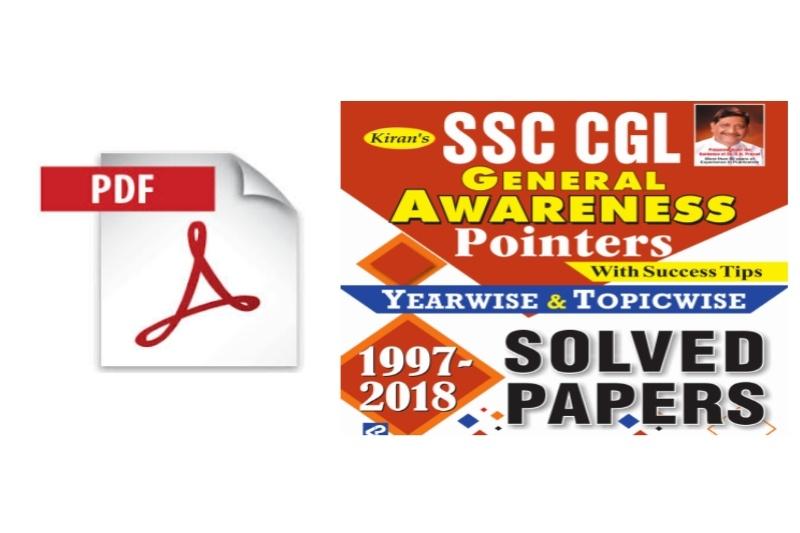 General Awareness Book Pdf