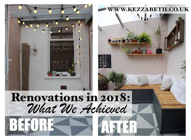Renovations in 2018 Blog