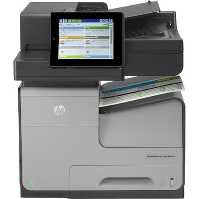 HP Officejet Enterprise Color X585f Driver Download