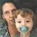 Theo, filho de Sandy, é clicado por avó paterna