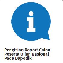 Geveducation:  Pengisian Raport Calon Peserta Ujian Nasional Pendidikan Kesetaraan 2019