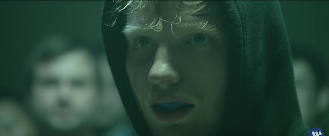 "Ed Sheeran Premieres ""Shape Of You"" Music Video"