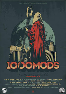 1000mods **Into the Spell European Tour 2018**