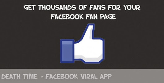 Facebook Fanpage Viral Script ~ Cyber warriors
