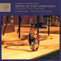 The Birth of the Symphony: Academy of Ancient Music AAM001