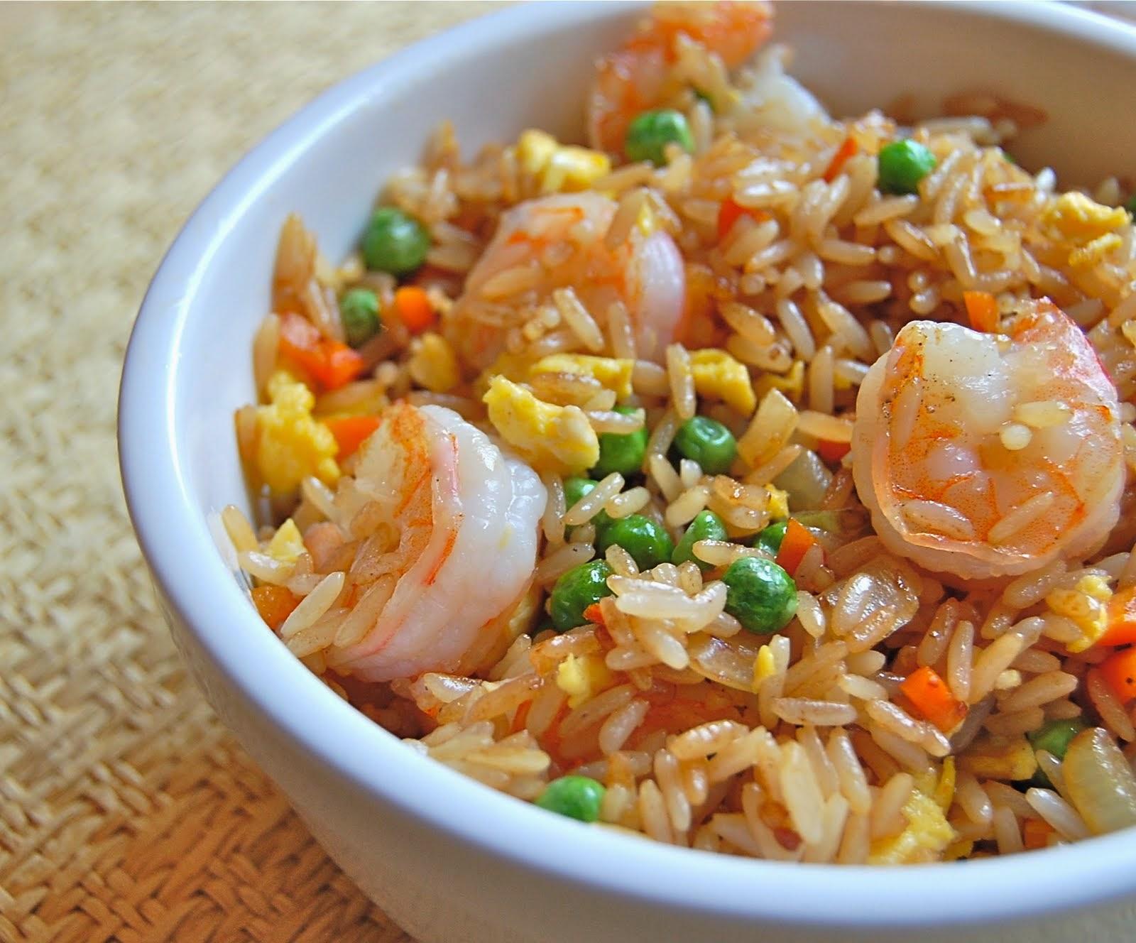 Resep Nasi Goreng Seafood Udang Dan Cumi Mudah Resep Kue Kering Ku