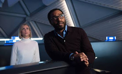 Chiwetel Ejiofor as NASA Engineer Vincent Kapoor