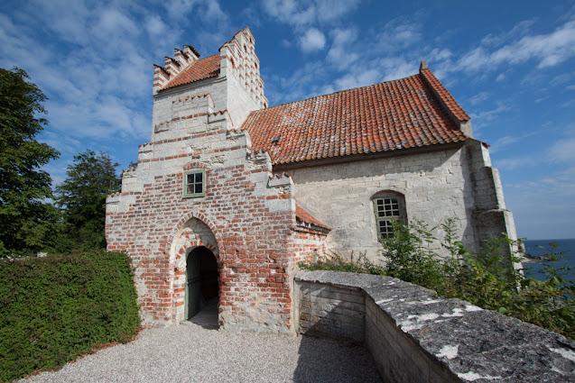 chiesa Hojelup gamle kirke