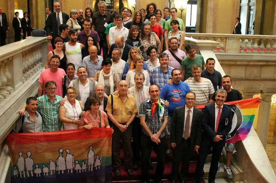 Currently, Spain is one of the most progressive countries in the world on  gay rights, after legalizing same-sex marriage and adoptions by gay couples  in ...