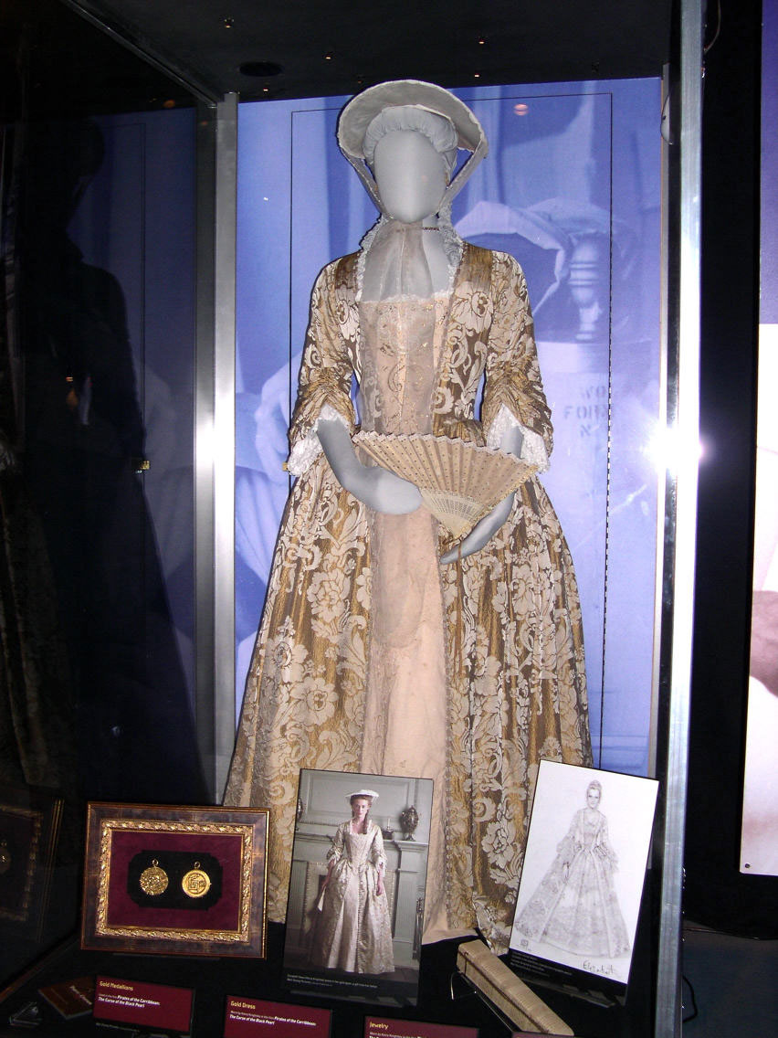 elizabeth swann kleid
