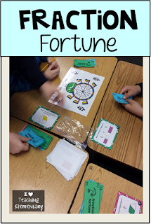 Fraction Game for Review