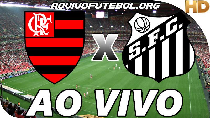 Assistir Flamengo x Santos Ao Vivo