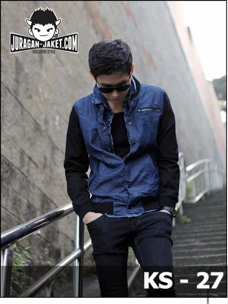 jas exclusive jaket korean style  ks 27