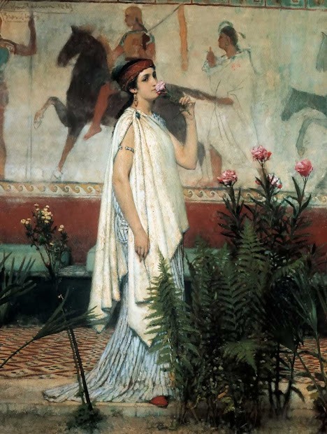 Victorian British Painting Sir Lawrence Alma-tadema Ctd