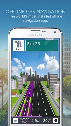 Download Sygic Gps Navigation and Maps Gratis Terbaru 2016