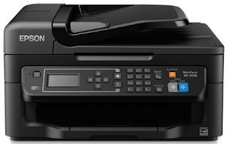 Epson WorkForce WF-2630 Treiber Drucker Download