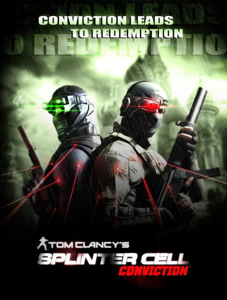 Splinter Cell Conviction PC Game Free Download 4.7GB | PC ...