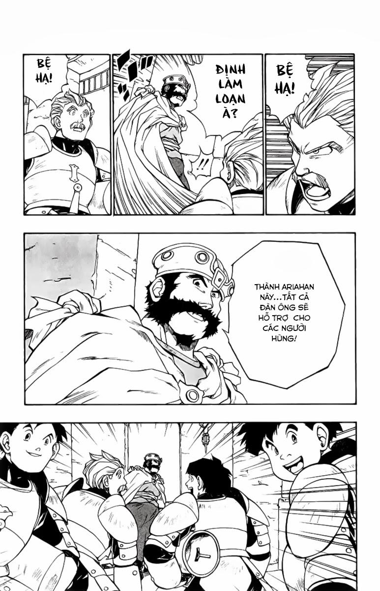 Dragon Quest: Emblem of Roto chapter 31 trang 17