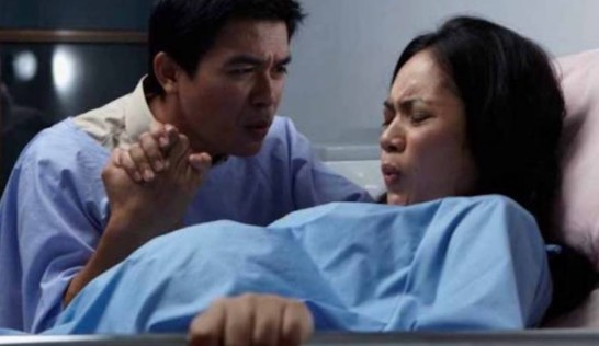Lelaki ini dedah kenapa beliau menangis ketika melihat proses bersalin isterinya