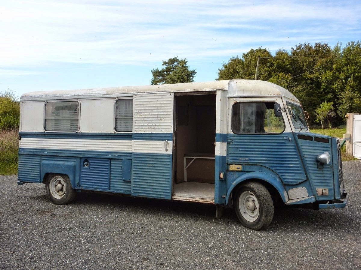 1973 Citroen HY Van Extra LWB | Auto Restorationice