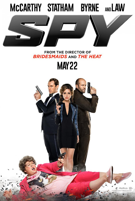Spy (2015) ταινιες online seires oipeirates greek subs