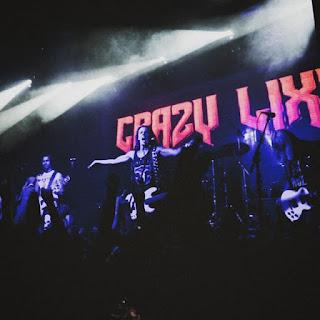 Το συγκρότημα Crazy Lixx