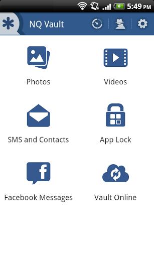 Download Aplikasi Android Vault-Hide SMS, Pics & Videos v5 0 12 22