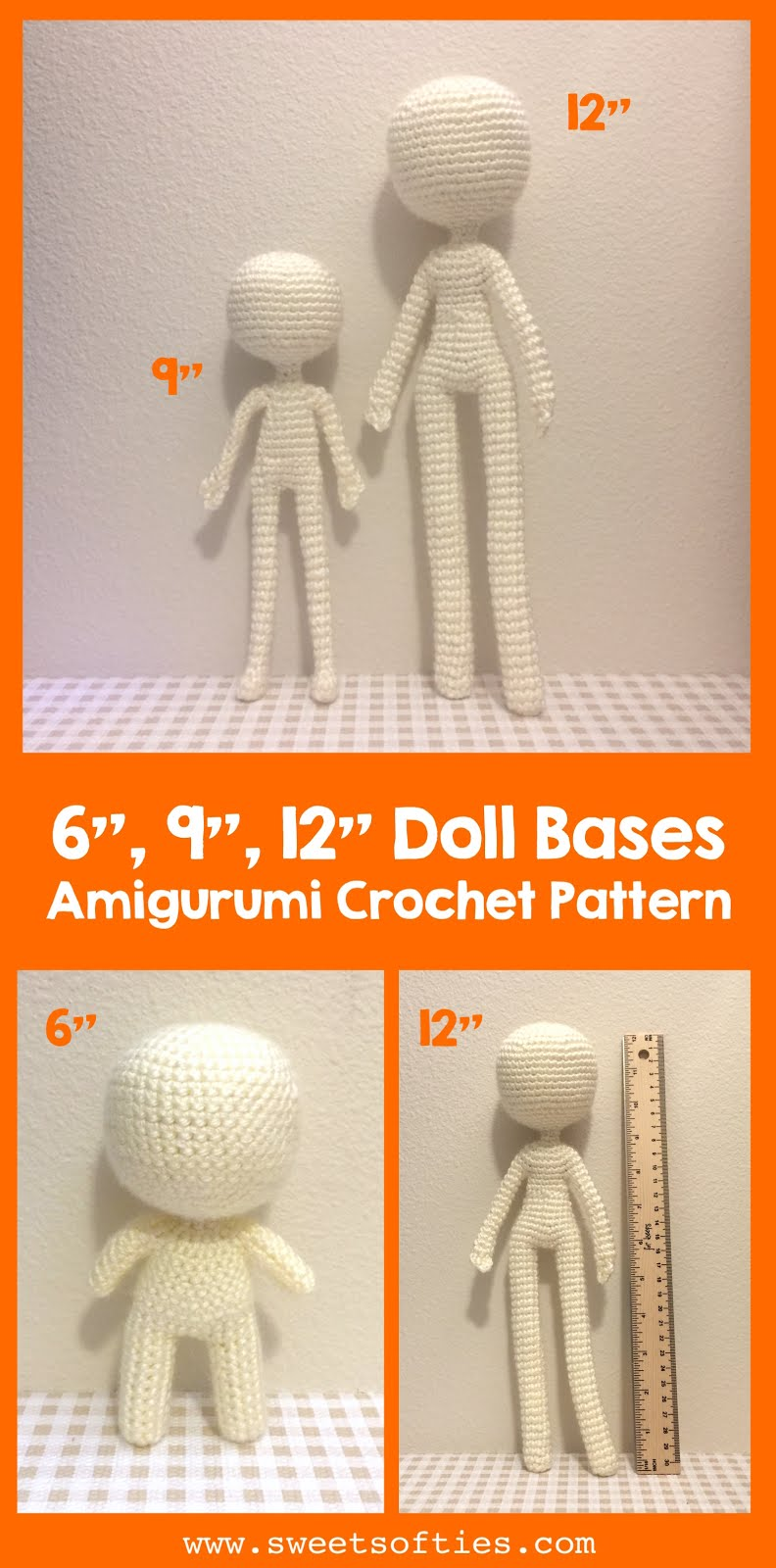 The Other Coraline Doll Crochet PATTERN PDF ONLY | Etsy | 1600x792