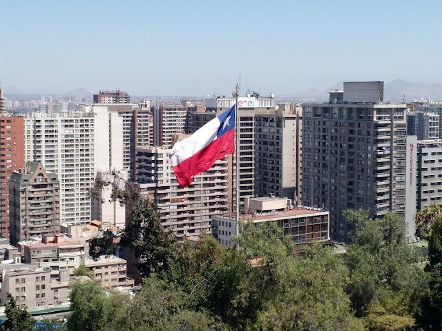 Quanto gasta ir para o Chile