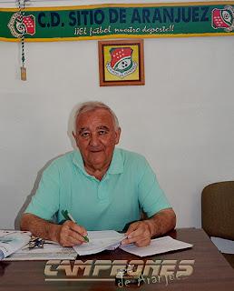Fútbol Aranjuez CD Sitio de Aranjuez