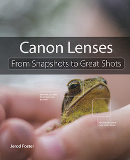 Photography Book Recommendation: Canon Lenses 'From Snapshots to Great Shots'