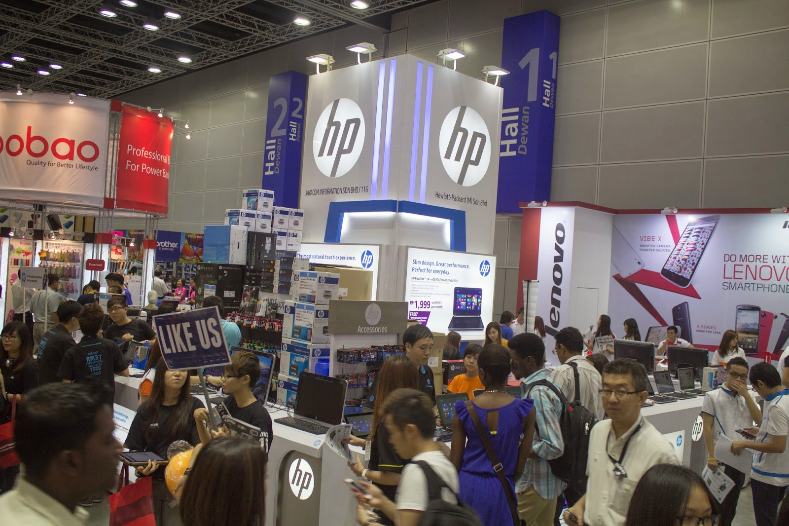 Coverage of PIKOM PC Fair 2014 @ Kuala Lumpur Convention Center 307
