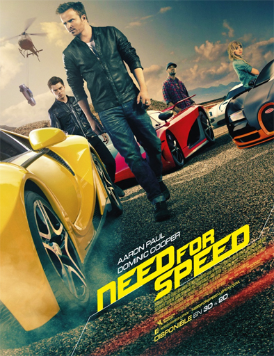 Ver Need for Speed: La película (2014) Online
