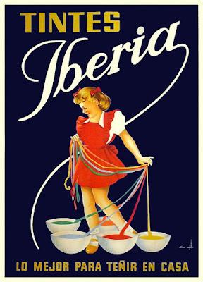 Tintes Iberia - 1950 - Lluís Falgó García