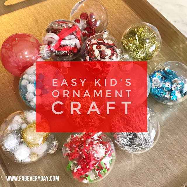 Ive Got A Way For You To Keep Those Little Hands Busy While Also Creating Some Pretty Christmas Ornaments When Are Done They Make Great