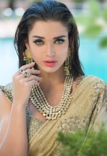 Amy Jackson Family Husband Parents children's Marriage Photos