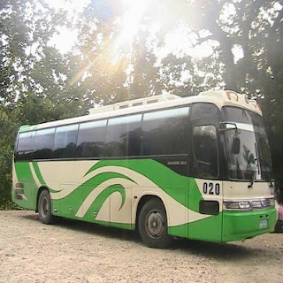 King Long (Extended 60-Seater) Bus For Rent in Bohol (Bohol Rent A Bus)