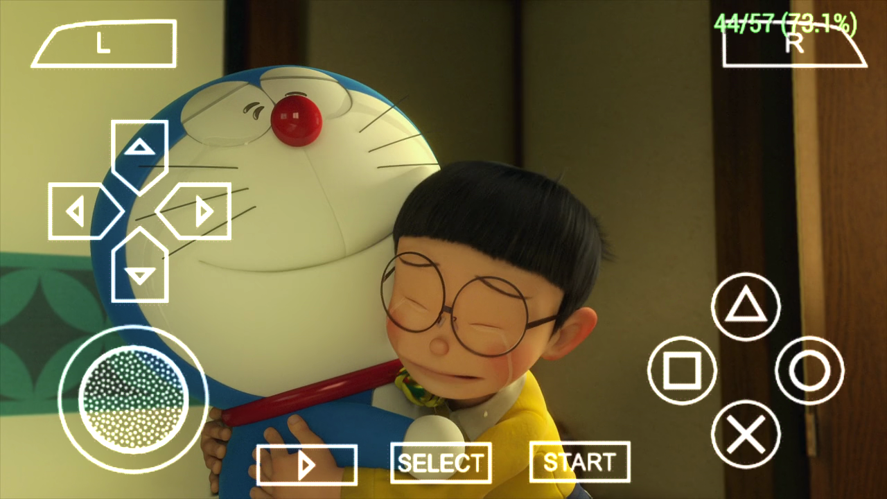 doraemon games free download for android ppsspp