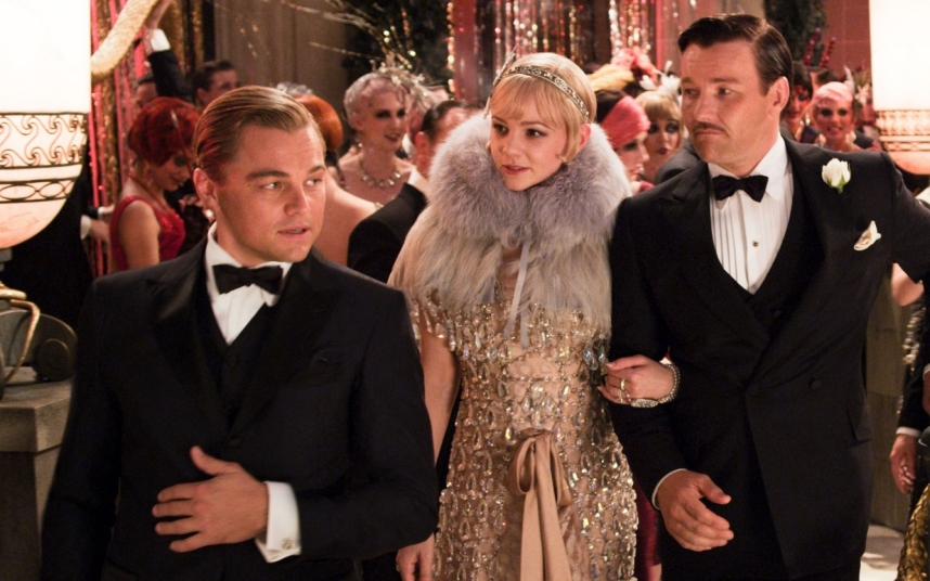 Mulligan took on the iconic role of Daisy Buchanan in Baz Luhrmann's re-make of F Scott Fitzgerald's American classic roaring 20s novel. Leonardo DiCaprio played the eponymous Jay Gatsby.