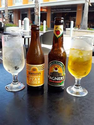 Cider party at Hurricane's Grill Bondi Beach Sydney Australia