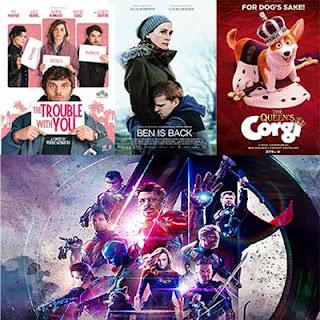 Haftanın filmleri Nisan 2019