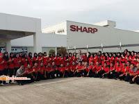 Lowongan Kerja PT. Sharp Electronics Indonesia Stock Keeper Karawang